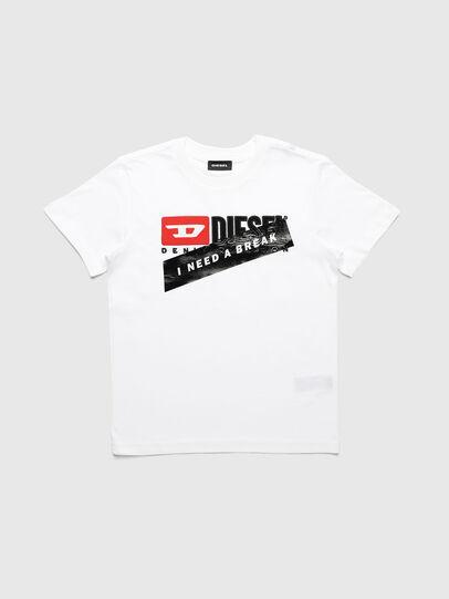 Diesel - UN-K-TJUSTDIVISION-A,  - T-shirts e Tops - Image 1