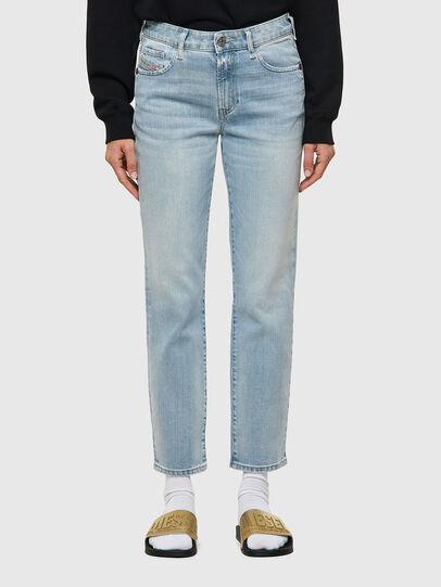 Diesel - D-Joy 009TY, Blu Chiaro - Jeans - Image 1