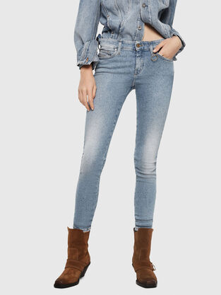 Slandy 085AC, Blu Chiaro - Jeans
