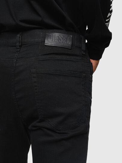 Diesel - D-Eetar 069KH, Nero/Grigio scuro - Jeans - Image 4