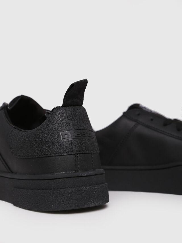Diesel - S-CLEVER LOW, Nero - Sneakers - Image 4