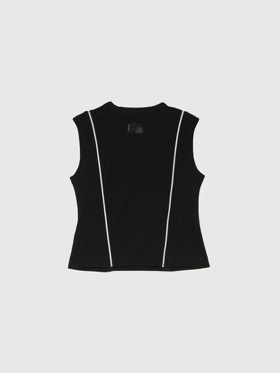 Diesel - TGARTH, Nero - T-shirts e Tops - Image 2