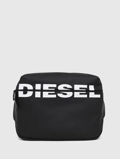Diesel - F-BOLD CROSS, Nero - Borse a tracolla - Image 1