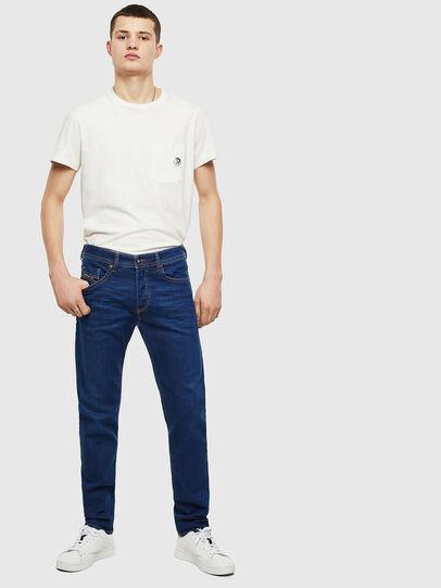 Diesel - Buster 0095Z, Blu Scuro - Jeans - Image 5