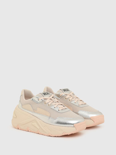 Diesel - S-HERBY LC, Cipria - Sneakers - Image 2