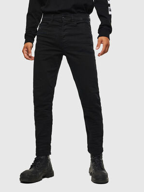D-Eetar 069KH, Nero/Grigio scuro - Jeans