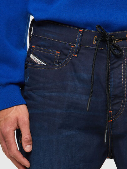 Diesel - D-VIDER JoggJeans® Z69VZ, Blu Scuro - Jeans - Image 3