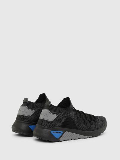 Diesel - S-KB ATHL LACE, Nero - Sneakers - Image 3
