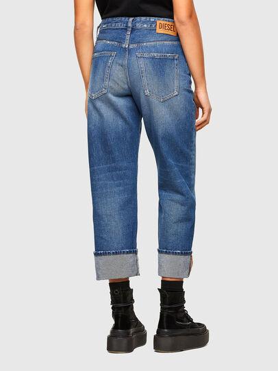 Diesel - D-Reggy 009RV, Blu medio - Jeans - Image 2