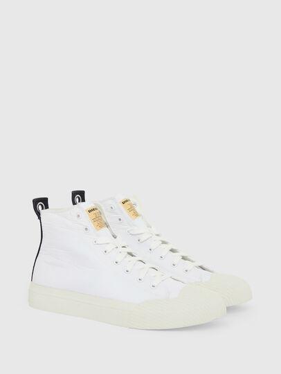 Diesel - S-ASTICO MCF, Bianco - Sneakers - Image 2
