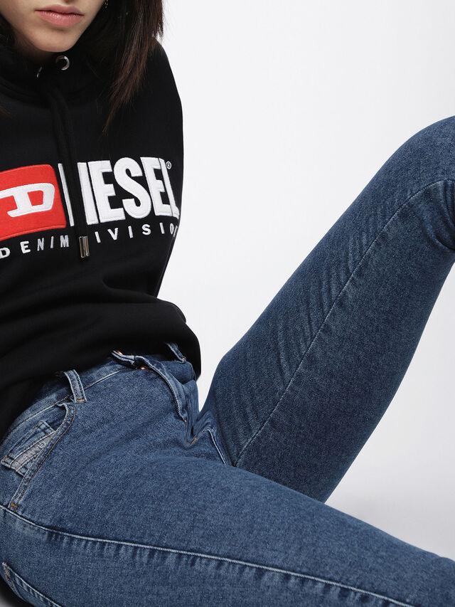 Diesel - Slandy 085AI, Blu medio - Jeans - Image 3