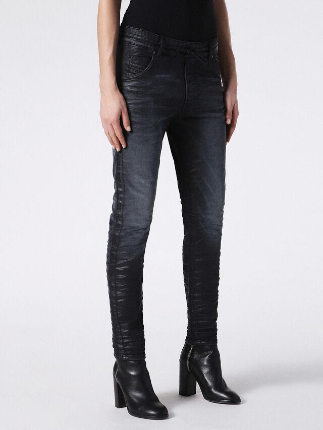 KRAILEY SB JOGGJEANS 0683I, Nero Jeans