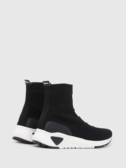 Diesel - S-KB MID ATHL SOCK, Nero - Sneakers - Image 3
