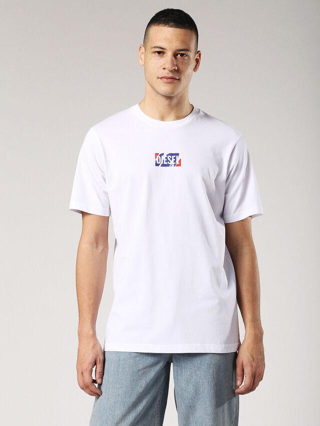 T-JUST-ZC, Bianco