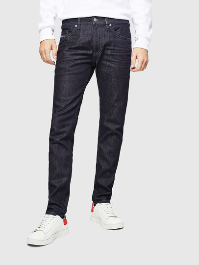 Diesel - Thommer 084HN, Blu Scuro - Jeans - Image 1