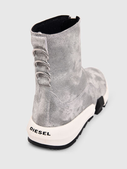Diesel - H-PADOLA Z PC W, Argento - Sneakers - Image 4