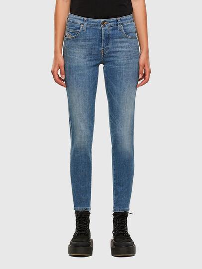 Diesel - Babhila 086AP, Blu medio - Jeans - Image 1