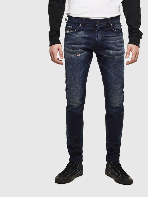 Tepphar 009BL, Blu Scuro - Jeans