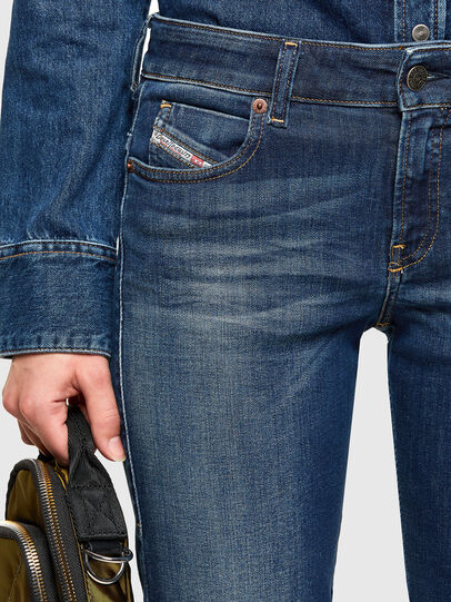 Diesel - D-Jevel 009HL, Blu Scuro - Jeans - Image 3