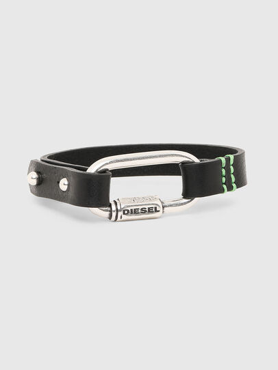 Diesel - A-LELOCK, Nero - Bijoux e Gadget - Image 2