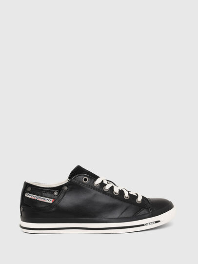 Diesel - EXPOSURE IV LOW  W, Nero - Sneakers - Image 1
