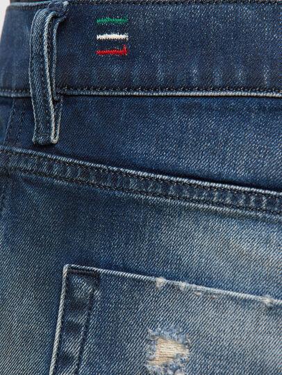 Diesel - Tepphar 009FR, Blu medio - Jeans - Image 5
