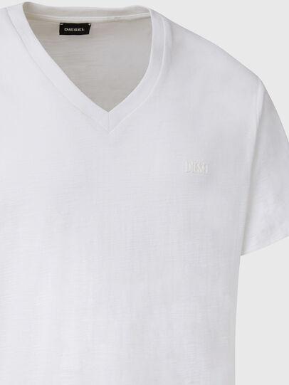 Diesel - T-RANIS-NEW2, Bianco - T-Shirts - Image 3