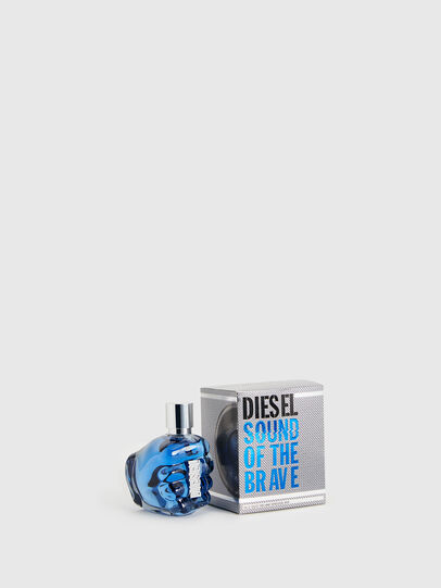 Diesel - SOUND OF THE BRAVE 50 ML, Blu - Only The Brave - Image 1