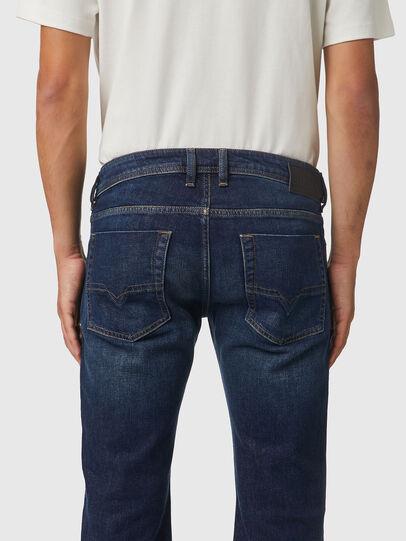 Diesel - Zatiny 009HN, Blu Scuro - Jeans - Image 4
