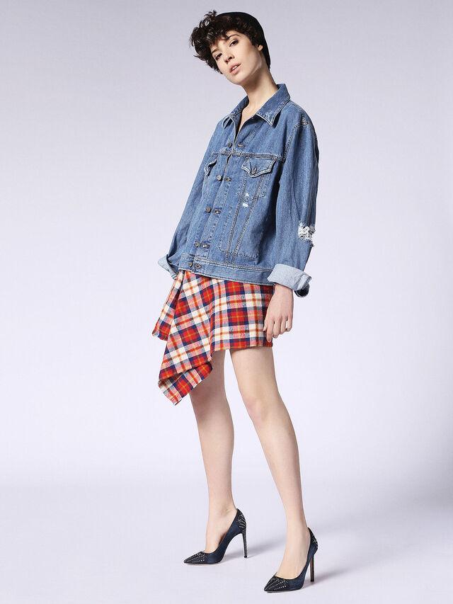 D-FEMME HP, Blu Jeans