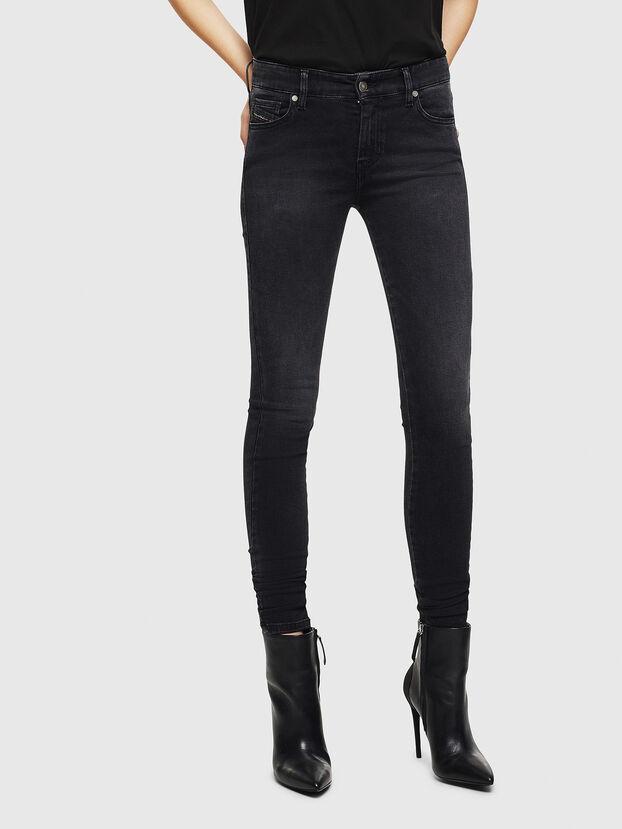 Slandy 069JW, Nero/Grigio scuro - Jeans