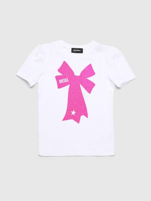 TASHAB-R, Bianco - T-shirts e Tops