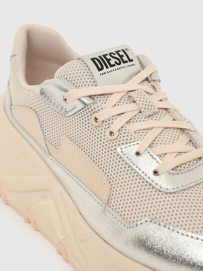 Diesel - S-HERBY LC, Cipria - Sneakers - Image 4