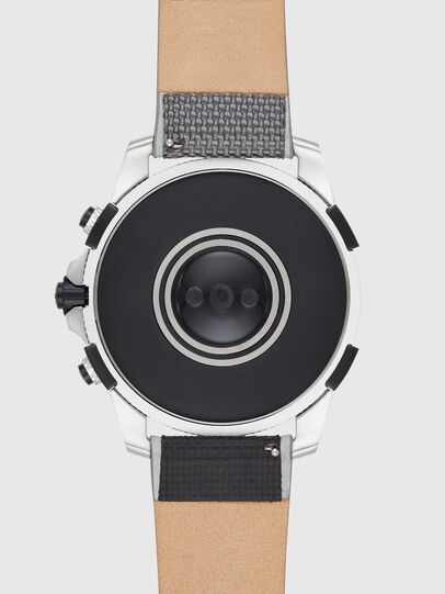 Diesel - DT2012, Grigio/Nero - Smartwatches - Image 4
