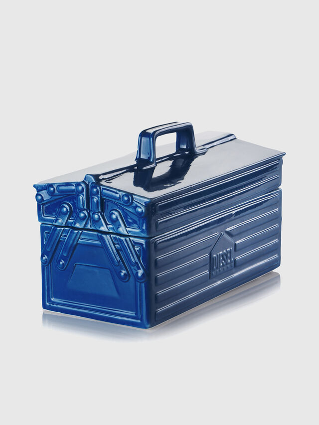 Diesel - 11056 WORK IS OVER, Blu - Accessori casa - Image 3