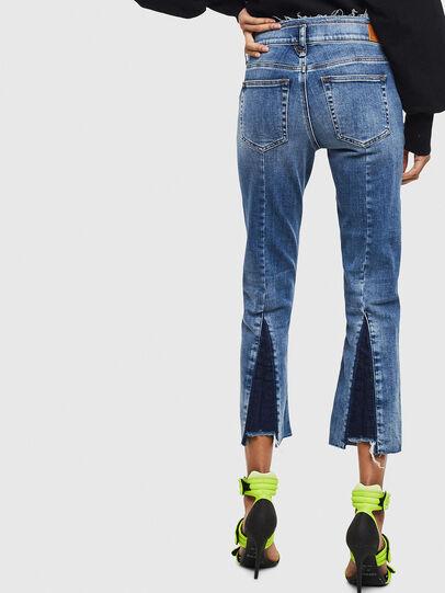 Diesel - D-Ebbey 009AA, Blu medio - Jeans - Image 2
