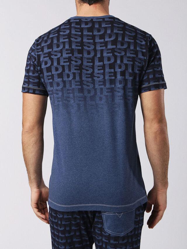 Diesel - UMLT-JAKE, Blu - T-Shirts - Image 2