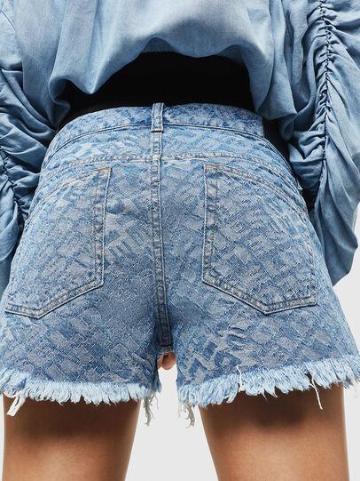 Diesel - DE-RIFTY, Blu Chiaro - Shorts - Image 3