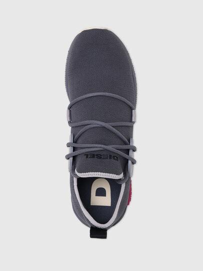 Diesel - S-KB SLE W, Grigio - Sneakers - Image 5