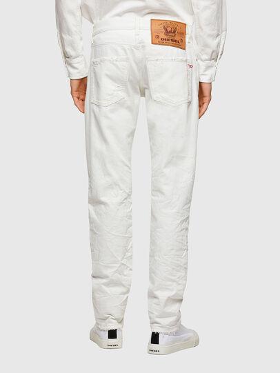 Diesel - D-Kras 0HBAJ, Bianco - Jeans - Image 2
