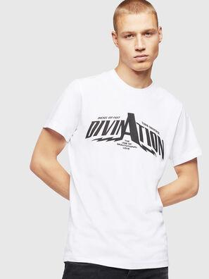 T-DIEGO-B16, Bianco - T-Shirts