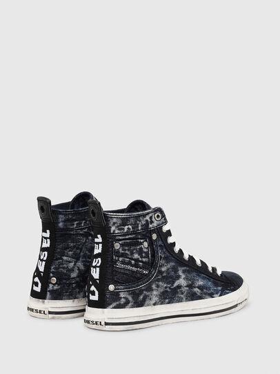 Diesel - EXPOSURE I, Blu Scuro - Sneakers - Image 3