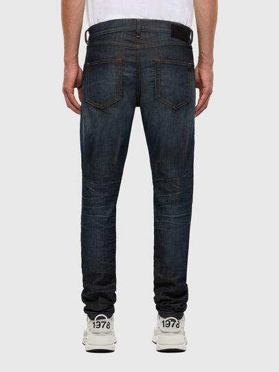 Diesel - D-Strukt JoggJeans® 009KJ, Blu Scuro - Jeans - Image 2