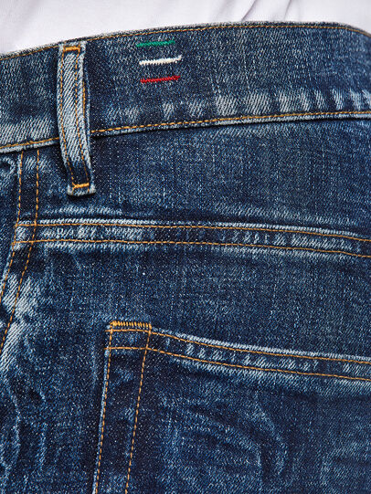 Diesel - D-Vider 0092X, Blu medio - Jeans - Image 5
