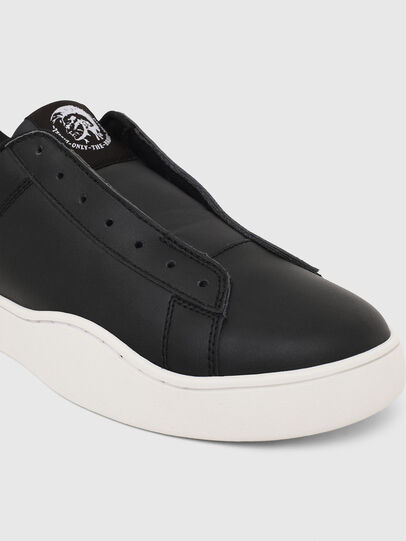 Diesel - S-CLEVER SO, Nero/Bianco - Sneakers - Image 4