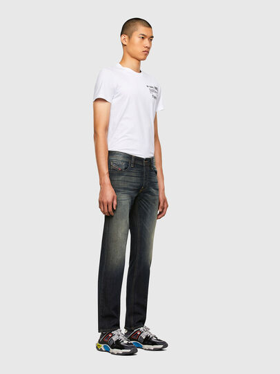 Diesel - Larkee 009EP, Blu Scuro - Jeans - Image 5