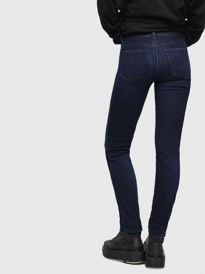 Diesel - Sandy 083AG, Blu Scuro - Jeans - Image 2