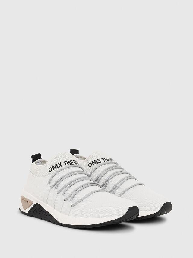 Diesel - S-KB SL II, Bianco - Sneakers - Image 2