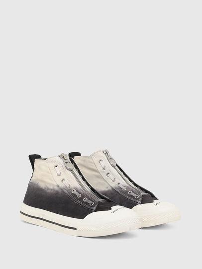 Diesel - S-ASTICO MZIP, Bianco/Nero - Sneakers - Image 2