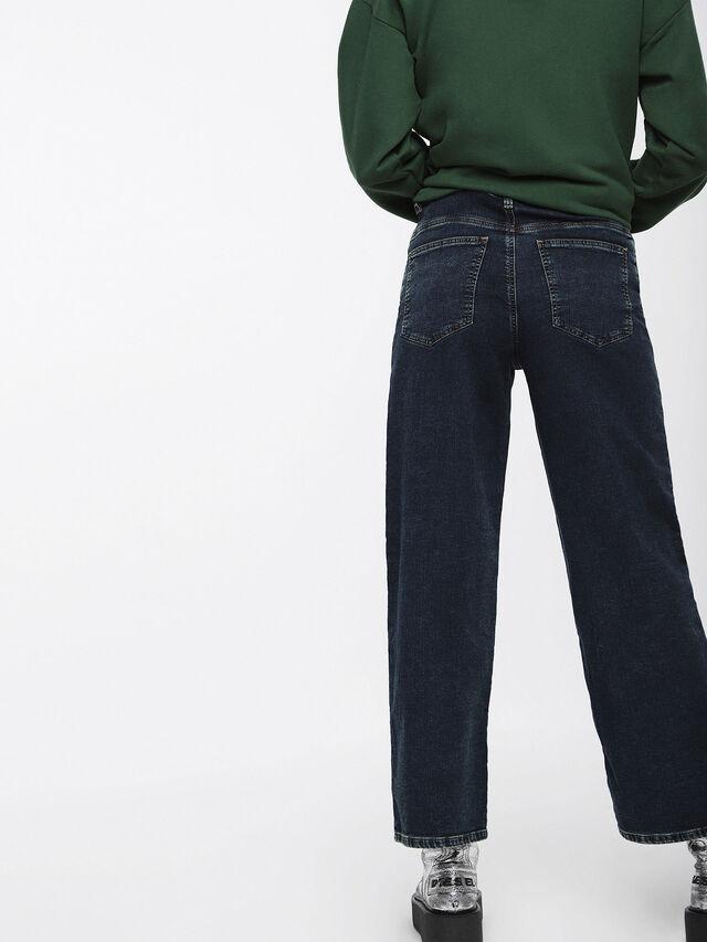 Diesel - Widee JoggJeans 069BE, Blu Scuro - Jeans - Image 2